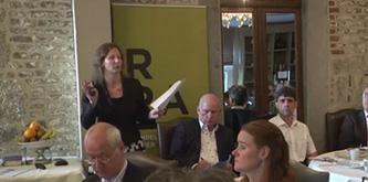 Maud Murrer Kennisontbijt Arbeidsrecht RTV Parkstad